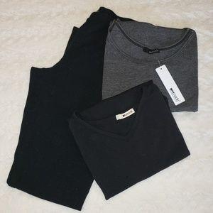 Tops - Bundle of 2 tank tops and 1 pair of leggings
